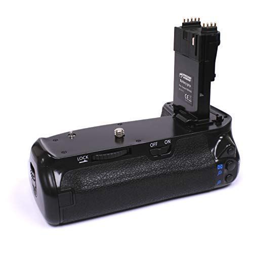 Canon BG-E14 for Canon LP-E6 Battery Grip by Wasabi Power