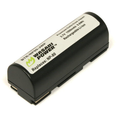 Yashica 2100G Battery by Wasabi Power