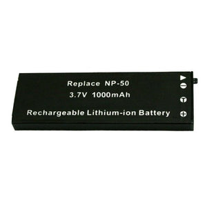 Casio NP-50, NP-50DBA Battery by Wasabi Power