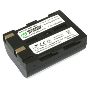 Konica Minolta NP-400 Battery by Wasabi Power