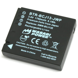Leica BP-DC10 Battery by Wasabi Power