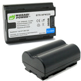 Fujifilm NP-W235 Battery (2-Pack) by Wasabi Power