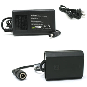 Sony NP-FZ100 AC Power Adapter Kit with DC Coupler by Wasabi Power