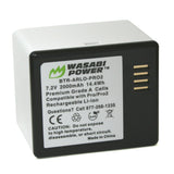 Arlo Pro, Pro 2 (VMA4400) Battery by Wasabi Power