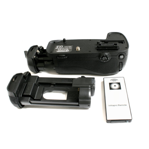 Nikon MB-D15H for Nikon D7100 (with Remote) Battery Grip by Wasabi Power