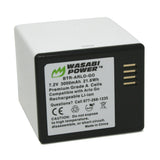 Arlo Go (VMA4410) Battery by Wasabi Power
