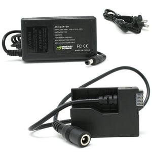 Canon LP-E8 AC Power Adapter Kit with DC Coupler for Canon ACK-E8, DR-E8, CA-PS700 by Wasabi Power