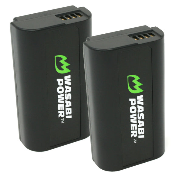 Panasonic DMW-BLJ31 Battery (2-Pack) by Wasabi Power