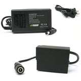 Panasonic DMW-BLC12 AC Power Adapter Kit with DC Coupler for Panasonic DMW-DCC8, DMW-AC8 by Wasabi Power