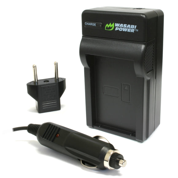 Leica BP-DC1, BP-DC3 Charger by Wasabi Power