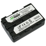 Wasabi Power Battery for Sony NP-FM50 (1700mAh)