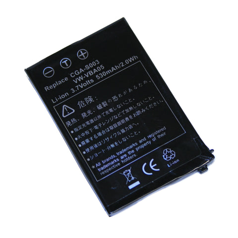 Panasonic CGA-S003 Battery by Wasabi Power