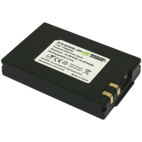 Samsung IA-BP80W, IA-BP80WA Battery by Wasabi Power