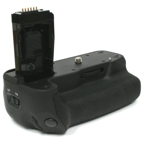 Canon BG-E18 for Canon LP-E17 Battery Grip by Wasabi Power