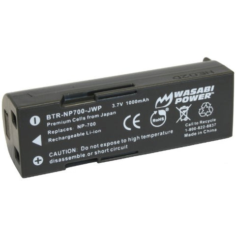 Samsung SLB-0637 Battery by Wasabi Power