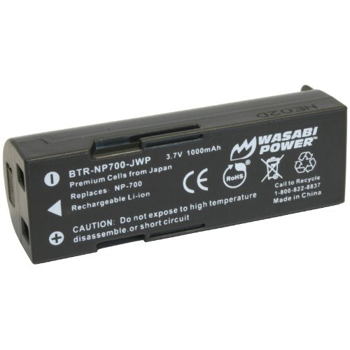 Konica Minolta NP-700 Battery by Wasabi Power