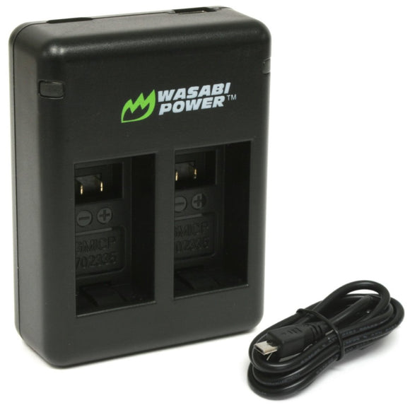 Garmin VIRB 360 Dual Charger by Wasabi Power