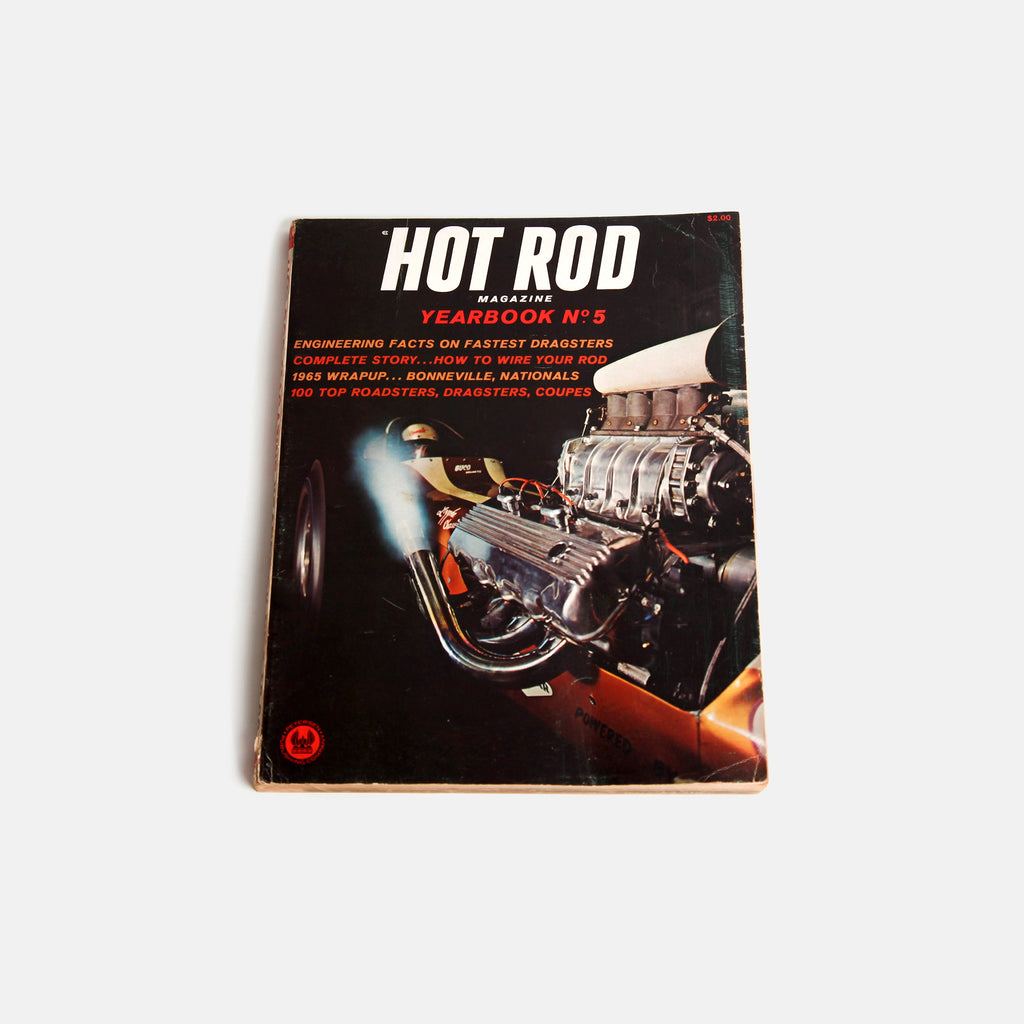 Hot Rod Yearbook No. 5