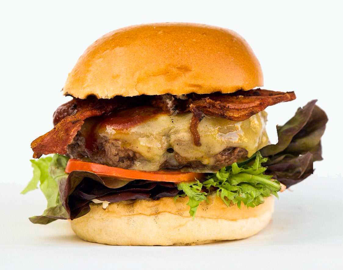The Bacon Cheese Burger