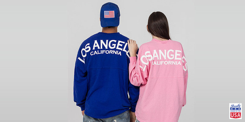 Classic Los Angeles Spirit Jersey®