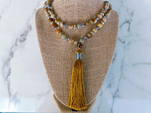 Bohemian Tribal Necklace
