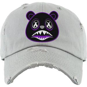 Baws Bear Light Grey Dad Hat