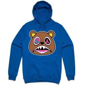 Crazy Baws Hoodie - Royal Blue