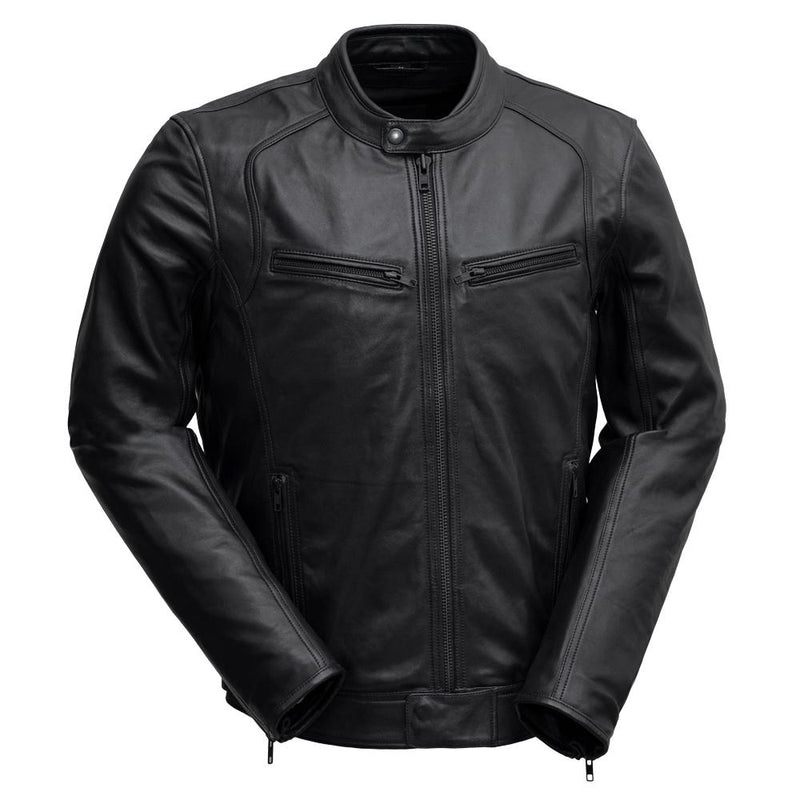 Clark - Men's Leather Jacket