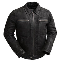 Austin - Men's Fashion Leather Jacket
