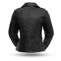 Iris - Women's Leather Motorcycle Jacket