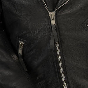 Fillmore - Men's Leather Motorcycle Jacket