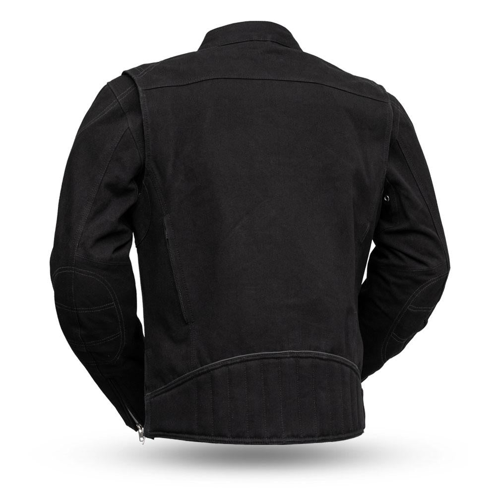 Qualifier - Men's Motorcycle Canvas Jacket