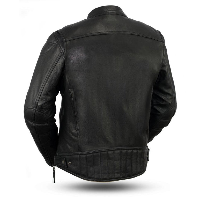 Top Performer - Men's Motorcycle Leather Jacket