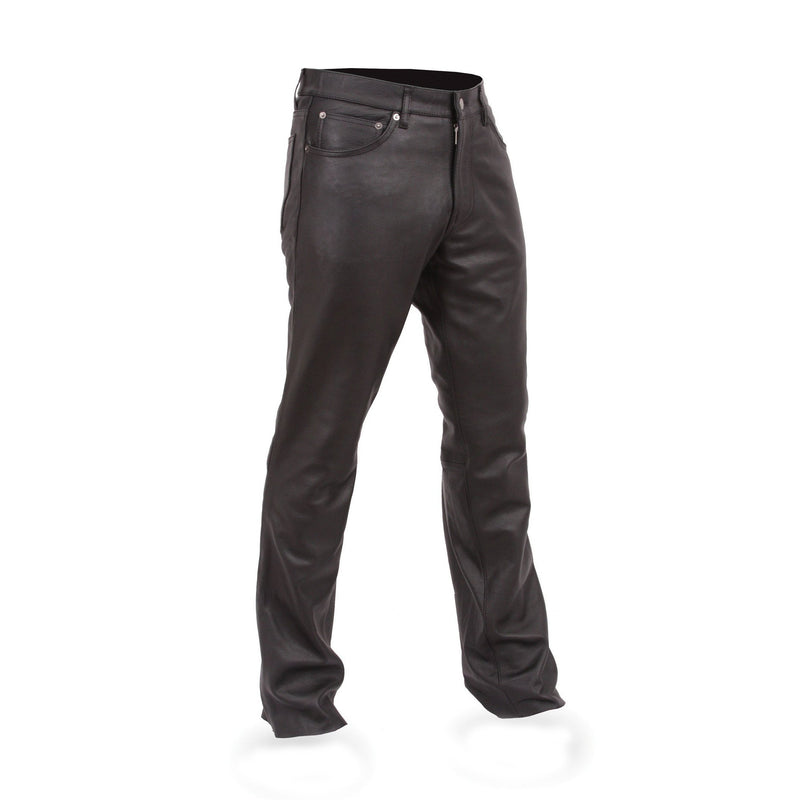 Commander Leather Pants