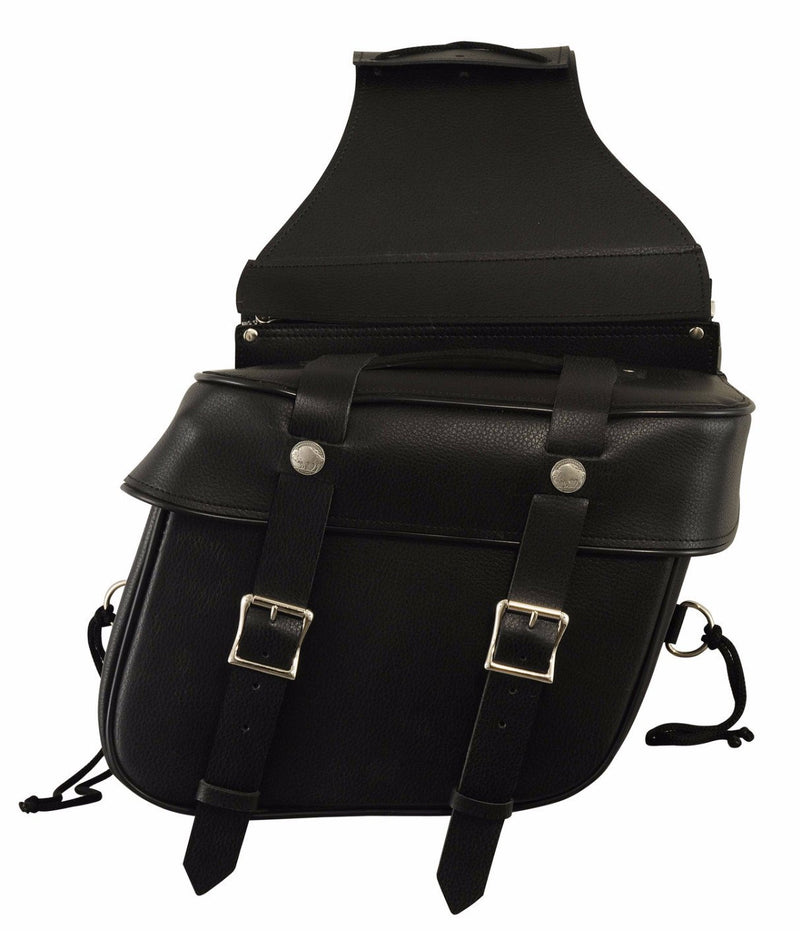 Leather Motorcycle Bag | FIBAG8000