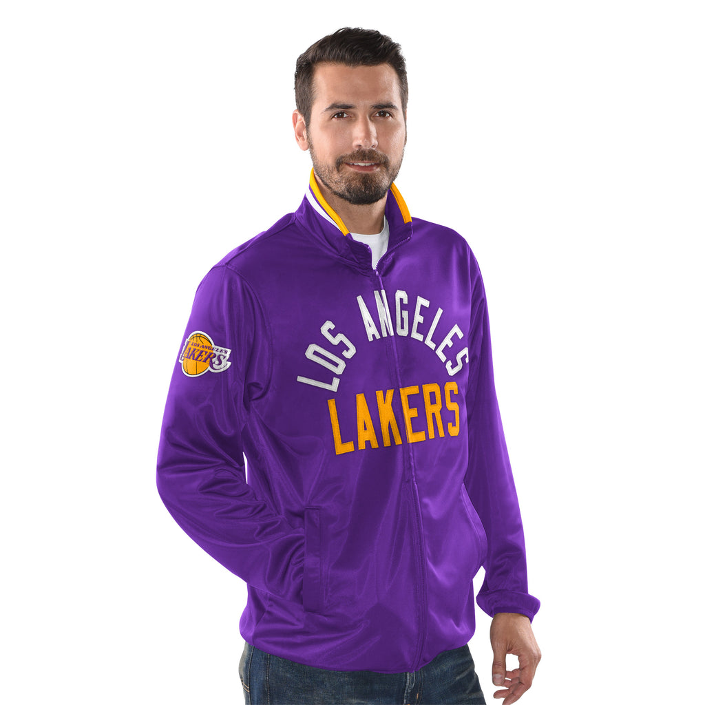 Official Los Angeles Lakers Track Jacket
