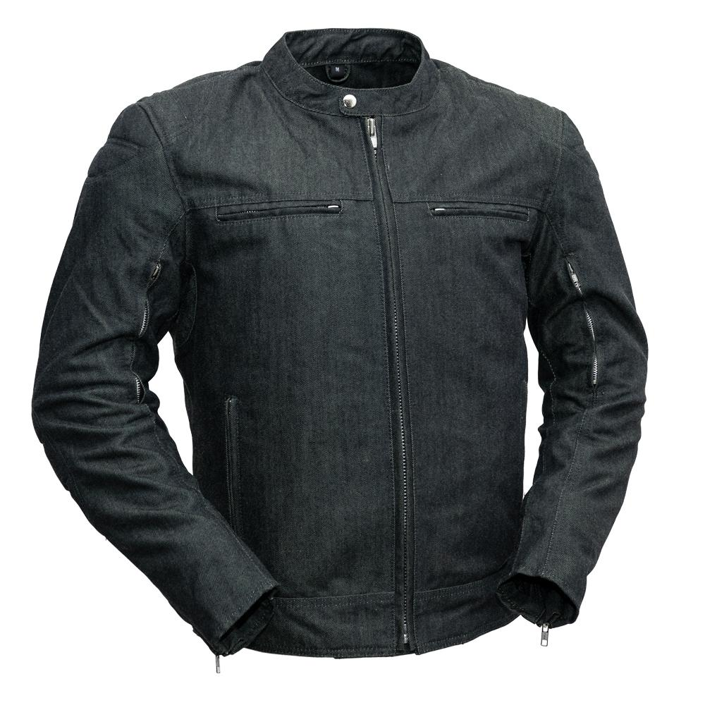 Enduro - Men's Kevlar® Weaved Motorcycle Jacket