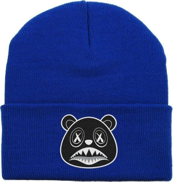 Oreo Baws Beanie - Royal Blue