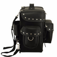 Leather Motorcycle Bag | FIBAG8005