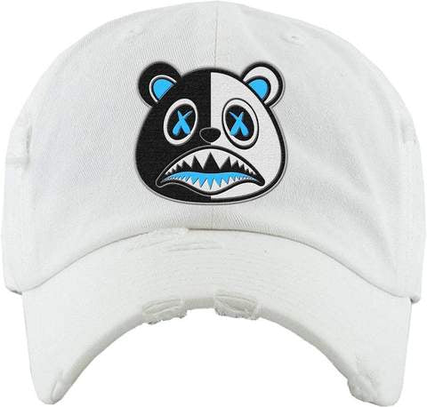 UNC Scarface Baws Bear Dad Hat