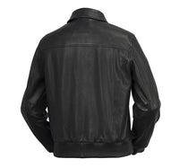 Castor - Men's Bomber Leather Jacket