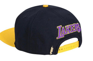 Los Angeles Lakers Pro Standard  SnapBack Cap