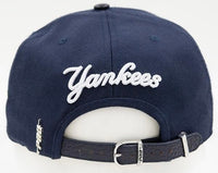 New York Yankees Pro Standard Strap Back Cap - Navy