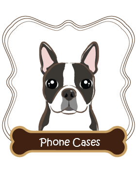 Boston Terrier Phone Cases