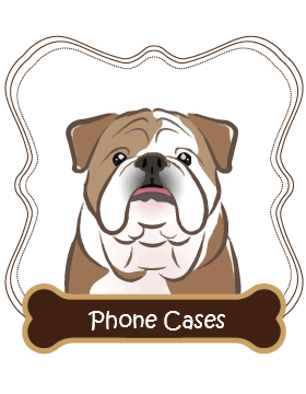 Bulldog Phone Cases