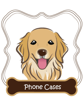 Golden Retriever Phone Cases