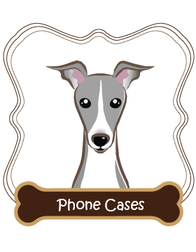 Italian Greyhound Phone Cases