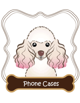 Poodle Phone Cases