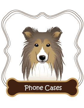 Shetland Sheepdog Phone Cases