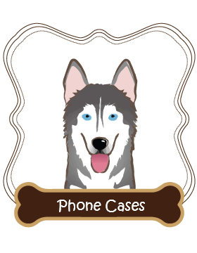 Siberian Husky Phone Cases